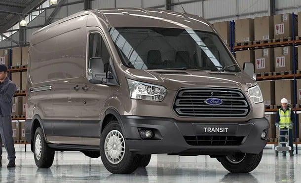 Ford Transit Van purpose built