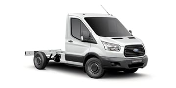 Ford Transit Single Cab