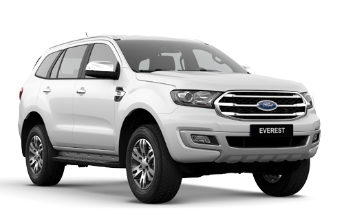Ford EVEREST 2.0 SiT 4x2 XLT AT