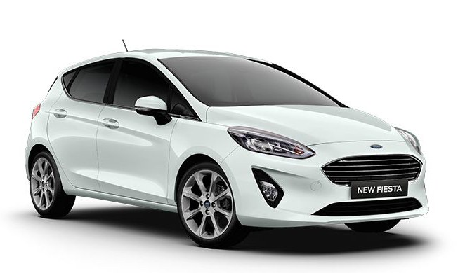Ford FIESTA 1.0 EcoBoost Trend 6MT 5DR