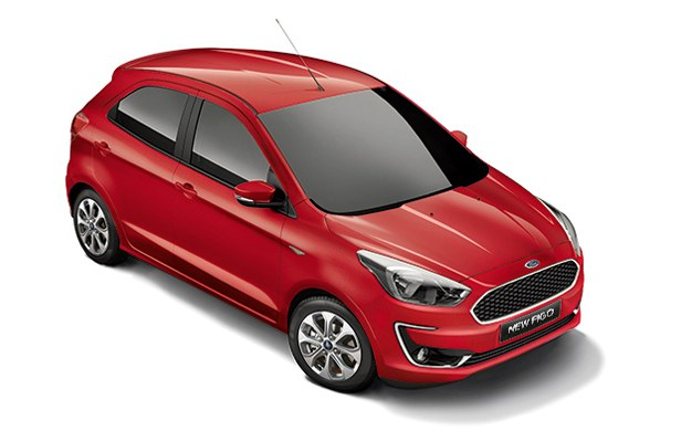 Ford FIGO 1.5P TREND 5MT 5DR